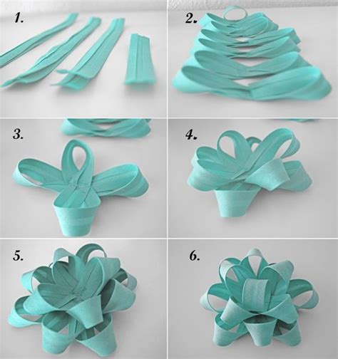 how to make a bow for a present c 243 mo hacer lazos para regalos bricolaje10 com