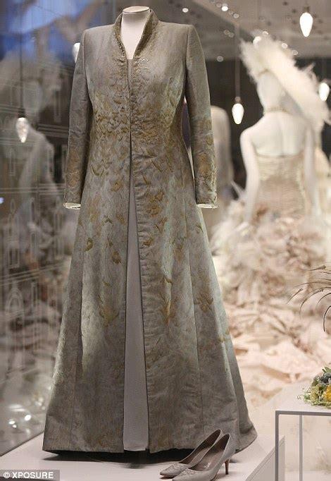 vas bridal exhibition featuring gown worn