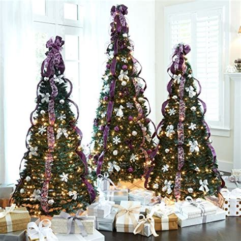 silver popup tree price tracking for brylanehome 71 2 pre lit pop up tree purple silver 0 price
