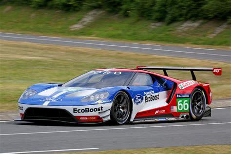 Ford Gt Race Car '2016pr
