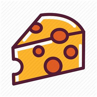 Cheese Icon Cheddar Vectorified