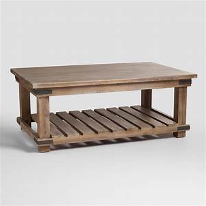 Wooden coffee tables and how to prevent stains from for Cheap oak coffee table