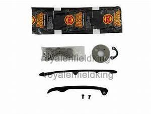 Royal Enfield Himalayan Camchain Sprocket And Guide