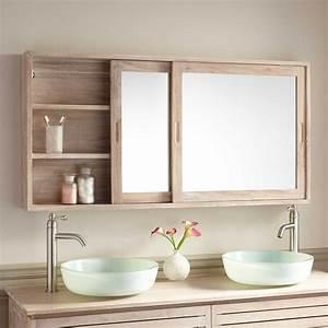 Miroir Meuble Salle De Bain : classement guide d 39 achat top miroirs meubles de salle de bain en avr 2018 ~ Teatrodelosmanantiales.com Idées de Décoration