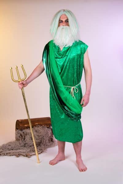 wassermann kostüm karneval wassermann neptun atlantis poseidon meereswelt karneval fasching kost 252 m ebay