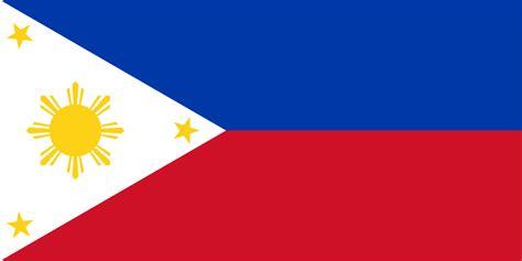 fileflag   philippines   svg wikimedia commons