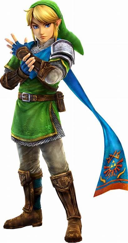 Zelda Link Hyrule Warriors Designs Legend Links