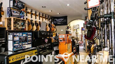 That is why we are trusted by. MUSIC STORE NEAR ME - Points Near Me