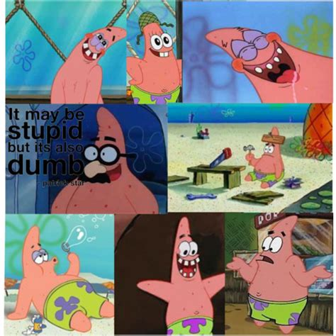 patrick star quotes best