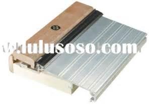 aluminum door oak aluminum door threshold