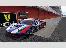 Ferrari 488 GTLM SMP Racing4K RaceDepartment