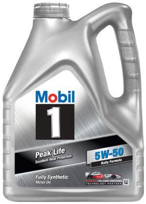 5w50 mobil 1 vw engine spec myths mobil one peak 5w 50