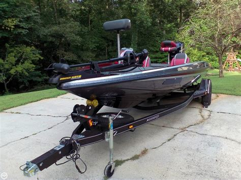 Used Bass Boats For Sale In Ga By Owner 2015 used stratos 189 vlo bass boat for sale 36 200