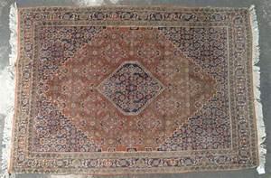 tapis laine et coton le champ rouge a cartouche losange With tapis rouge à vendre