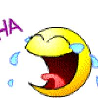 laughing smiley gif clipart