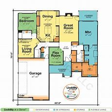 Brinkley  Design 42045  French Country Home Plan
