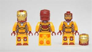 My Brick Store: Lego Iron Man minifigures by Duo Le Pin ...