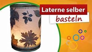Laterne Selber Machen : laterne selber machen herbstliche dekoration ~ Lizthompson.info Haus und Dekorationen