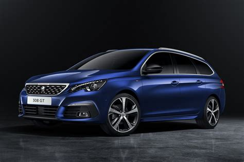 Peugeot Picture by Refreshed Peugeot 308 Hatch Ready To Pounce By Car Magazine