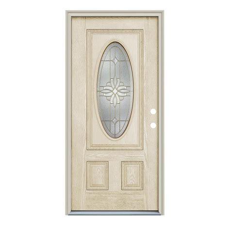shop reliabilt decorative prehung inswing fiberglass entry