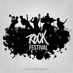 Rock Band Vectors, Photos and PSD files | Free Download