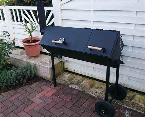 smoker grill selber bauen smoker selber bauen selfmadebbq selfmadesimplesmoke