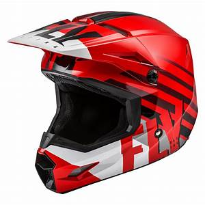 Fly Racing Youth Helmet Size Chart Fly Racing 73 3506yl Kinetic Thrive Youth Large Red