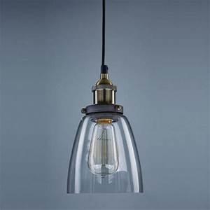 New, Retro, Pendant, Lamp, Vintage, Chandelier, Glass, Shade, Ceiling, Fixture, Lighting