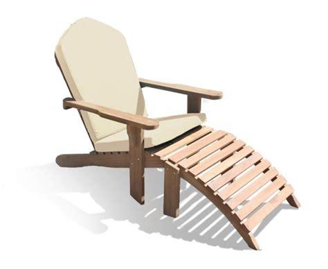 adirondack chair cushion teak