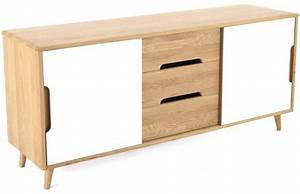 Meuble Bas Porte : meuble bas 2 portes coulissantes et 3 tiroirs elfy ebay ~ Edinachiropracticcenter.com Idées de Décoration