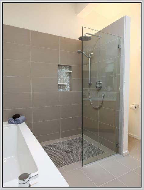 Curbless Shower Pan   Home Design Ideas