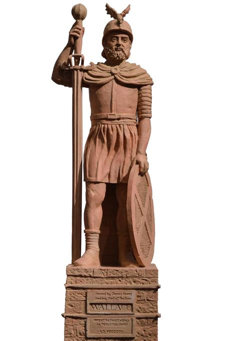 William Wallace sculpture - The Stirling Smith Art Gallery ...