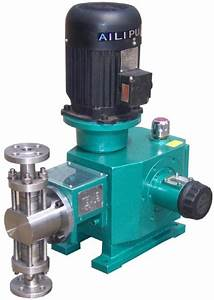 China Piston Metering Pump  J3 0 Series