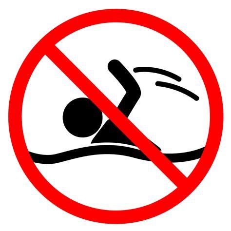 遊泳禁止|禁止|貼り紙|注意|ポスター|イラスト|画像