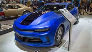 The Copo Camaro Is Back  And It U0026 39 S As Ready For The Drag