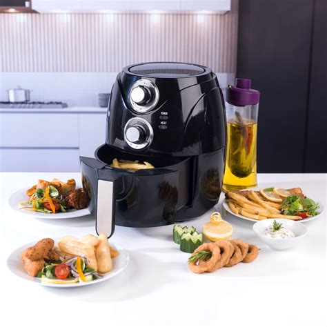 fryer air healthy compact litre beldray kitchen