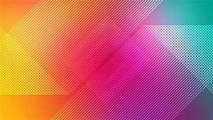 Pink, Abstract, 4k, Wallpapers