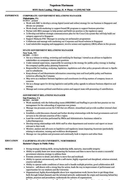 Government Resume by Best Government Resume Sles Images Gallery Gt Gt Federal