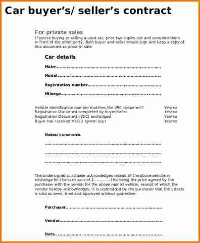 take car payments contract template 5 taking car payment contract simple salary slip