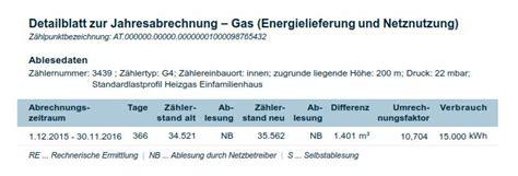 Pro Kubikmeter by Gaspreis Pro M 179 Wieviel Ist Normal Durchblicker At