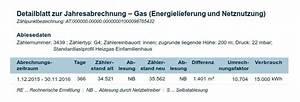 Kilowattstunden Berechnen : gaspreis pro m wieviel ist normal ~ Themetempest.com Abrechnung