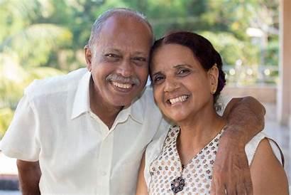 Couple Health Parents Retired Checkup Diamond Master