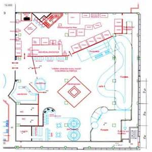Restaurant Floor Plan Layout