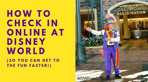 check disney world fun