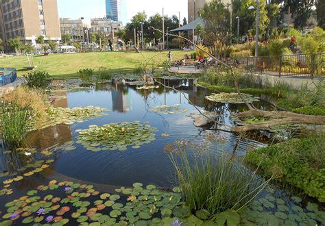 kiryat sefer park  hidden treasure  tel aviv israel
