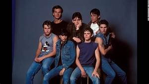 Before they wer... Outsiders Cast