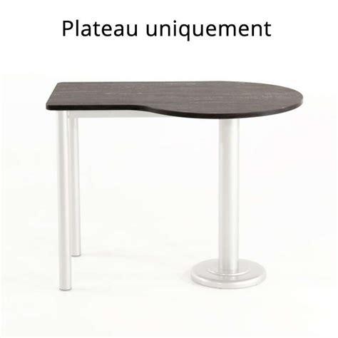 plateau table cuisine plateau de table de cuisine en stratifi 233 de forme p ou q