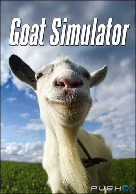goat simulator ps playstation  news reviews
