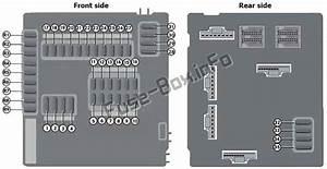 Fuse Box Diagram Smart Fortwo  W451  2008
