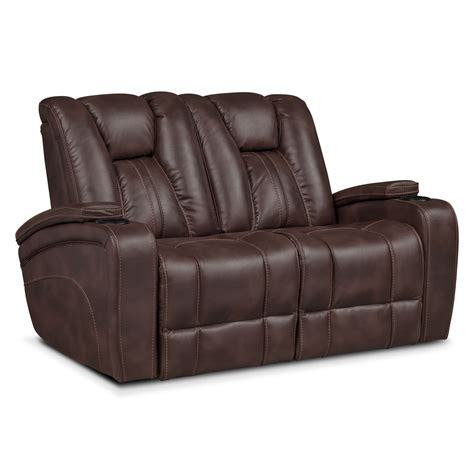 Power Reclining Loveseat by Pulsar Power Reclining Sofa Power Reclining Loveseat And